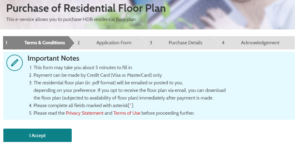 how to buy the floor plan for your hdb flat